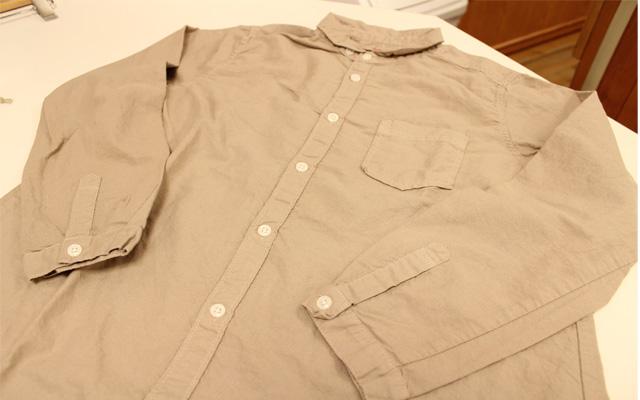 ロングシャツ2