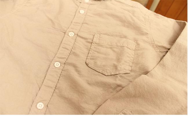 ロングシャツ4