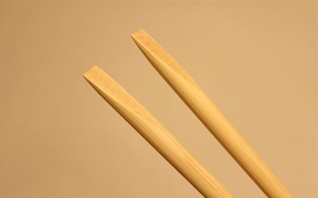 竹丸箸手元