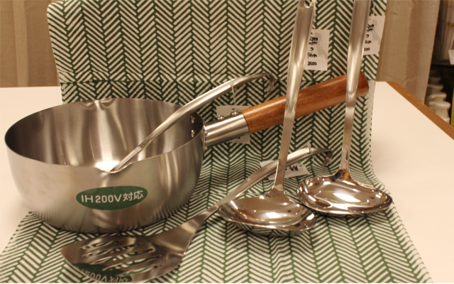 膳の道具シリーズ1