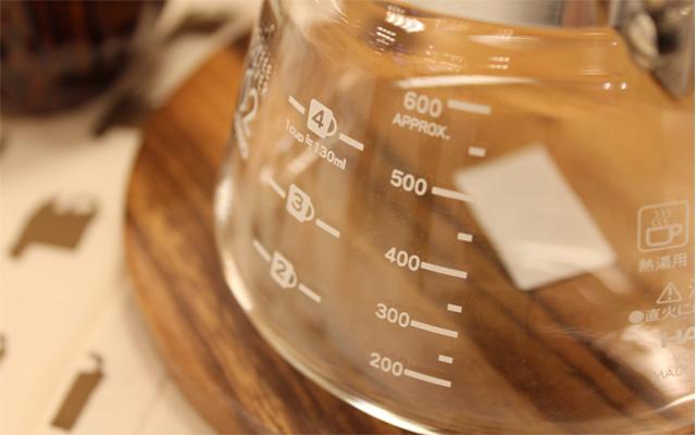 コーヒーサーバーオリーブ4