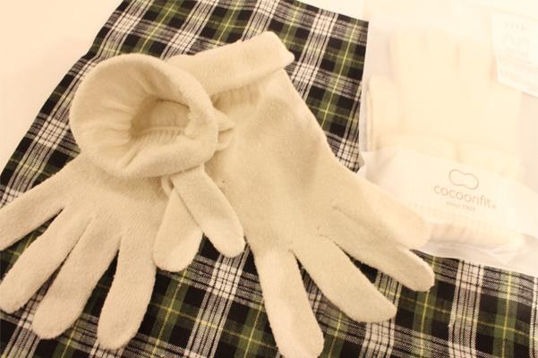 おやすみ手袋3