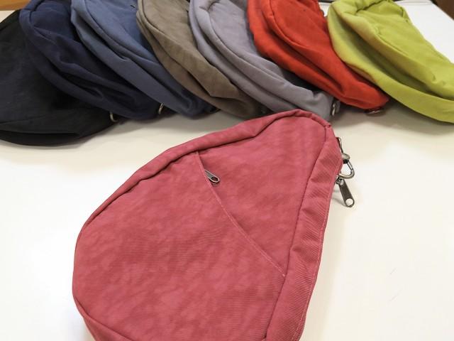 Healthy BagBack テクスチャードナイロンL  ¥4070  カラーバリエーションが豊富!